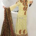 Alkaram Embroidered Fabrics 2013 for Women 010