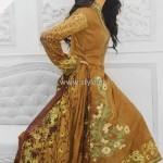 Alkaram Embroidered Fabrics 2013 for Women 014