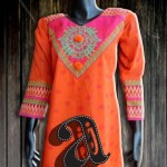 Amina Jauhar Casual Wear Collection 2013 For Women 001