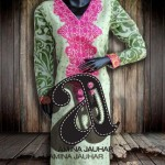 Amina Jauhar Casual Wear Collection 2013 For Women 007