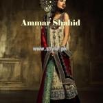 Ammar Shahid Bridal Wear Collection 2013 009