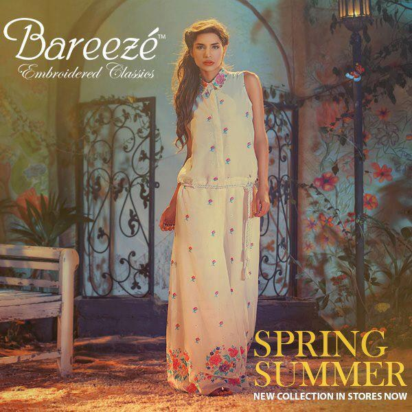 Bareeze Spring Collection 2013 For Women 001