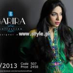 Barira Summer Collection For Girls 2013 011