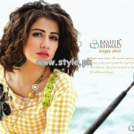 Bashir Ahmad Textiles Summer Collection For Women 2013 009