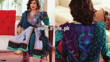 Bashir Ahmad Textiles Summer Collection For Women 2013 014