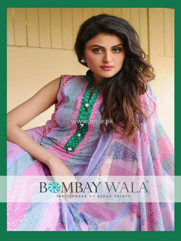 Bombay Wala Lawn Collection 2013 for Women