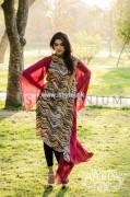 Bushra Anjum Casual & Party Dresses 2013 005