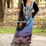 Bushra Anjum Casual & Party Dresses 2013 006