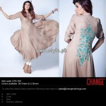 Change Party Wear Collection For Women 2013 001