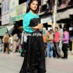 Damak Party Wear Collection For Spring 2013 003