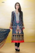 Dawood Lawn 2013 Designer Embroidered Collection 005