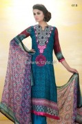 Dawood Lawn 2013 Designer Embroidered Collection 012
