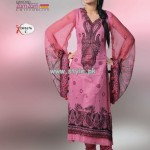 Dawood Lawn Collection For Summer 2013 001