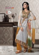 Dawood Lawn Zam Zam Collection 2013 For Summer 013