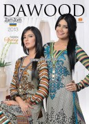 Dawood Lawn Zam Zam Collection 2013 For Summer 020
