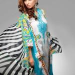 Deepak Perwani Lawn 2013 by Orient Textiles 002