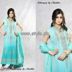 Dhaagay Party Wear Collection 2013 For Summer 004