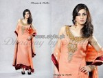 Dhaagay Party Wear Collection 2013 For Summer 005