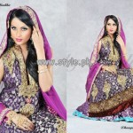 Dhaagay Party Wear Collection For Women 2013 007