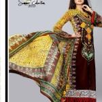Eiza Lawn 2013 by UA Textile for Women 002