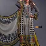 Eiza Lawn 2013 by UA Textile for Women 014
