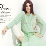 Ethnic by Outfitters Summer Collection 2013 for Ladies 003