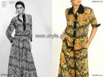 Fahad Hussayn Print Museum Collection 2013 For Women 001
