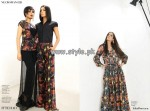 Fahad Hussayn Print Museum Collection 2013 For Women 002