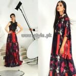 Fahad Hussayn Women Digital Prints For Summer 2013 006
