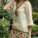 Farida Hasan Spring Collection 2013 for Women 011
