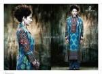 Five Star Textiles JJ Valaya Lawn 2013 for Women 011