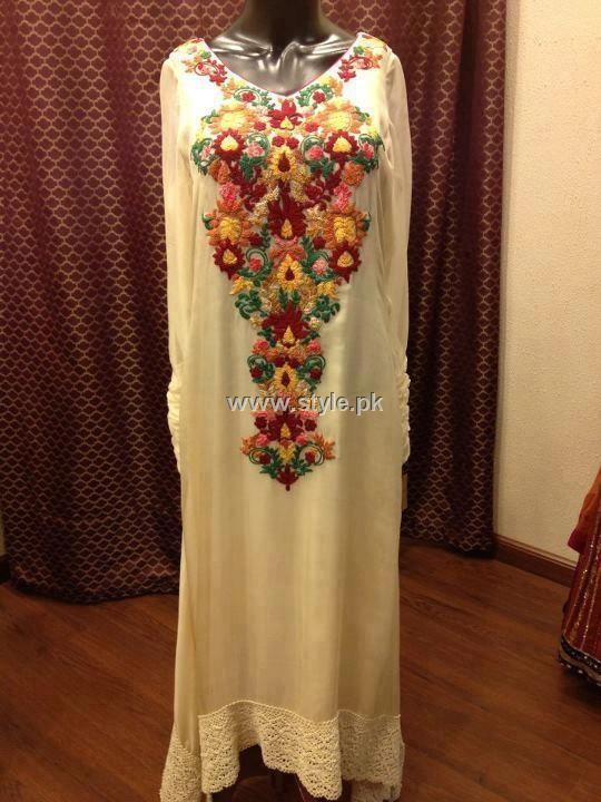 Gala Designs 2013 With Embroidery For Shirts 007  StylePk