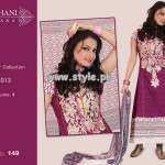 Ghani Textile Summer Collection 2013 For Girls 001