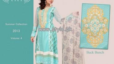 Ghani Textile Summer Lawn Dresses 2013 008