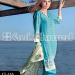 Gul Ahmed Printed Lawn Range 2013 for Women 002