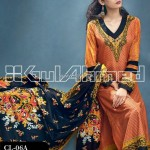 Gul Ahmed Printed Lawn Range 2013 for Women 003