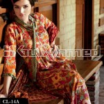Gul Ahmed Printed Lawn Range 2013 for Women 005