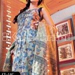 Gul Ahmed Printed Lawn Range 2013 for Women 007