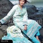 Gul Ahmed Printed Lawn Range 2013 for Women 010