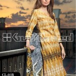 Gul Ahmed Printed Lawn Range 2013 for Women 011