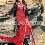 Gul Ahmed Printed Lawn Range 2013 for Women 012