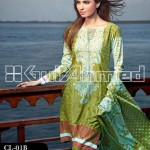 Gul Ahmed Printed Lawn Range 2013 for Women 013