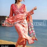 Gul Ahmed Printed Lawn Range 2013 for Women 015
