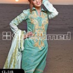 Gul Ahmed Summer 2013 Embroidered Fabrics 002