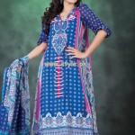 Hijaba De Chiffon Lawn Collection 2013 By Dawood Lawn 007