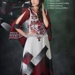 Hijaba De Chiffon Lawn Collection 2013 By Dawood Lawn 008