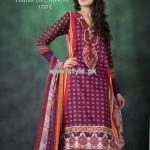 Hijaba De Chiffon Lawn Collection 2013 By Dawood Lawn 013