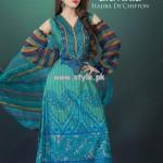 Hijaba De Chiffon Lawn Collection 2013 By Dawood Lawn 014
