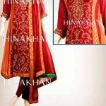 Hina Khan Summer Collection 2013 For Women 0010