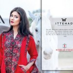 Ittehad Textiles Rangoli Lawn Collection 2013 For Ladies 003